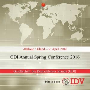 GDI Annual Spring Conference @ Athlone | Athlone | Westmeath | Irland