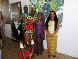 Gruppe Afrika