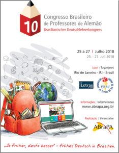 10. Brasilianischer Deutschlehrerkongress @ UERJ | Rio de Janeiro | Rio de Janeiro | Brasilien