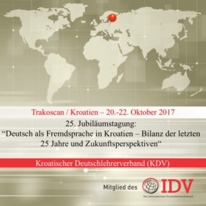 25. Jubiläumstagung des KDV @ Trakoscan, Kroatien | Trakošćan | Varaždinska županija | Kroatien