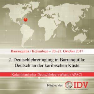 2. Deutschlehrertagung in Barranquilla @ Barranquilla | Barranquilla | Atlántico | Kolumbien