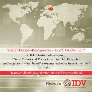 8. BiH Deutschlehrertagung @ Vlašić | Federation of Bosnia and Herzegovina | Bosnien und Herzegowina